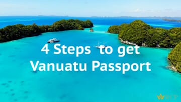 Vanuatu passport-video