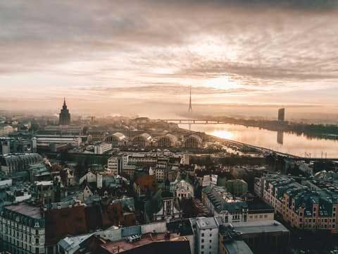 Latvia bank deposit