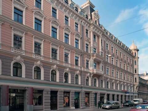 Latvia real estate Riga